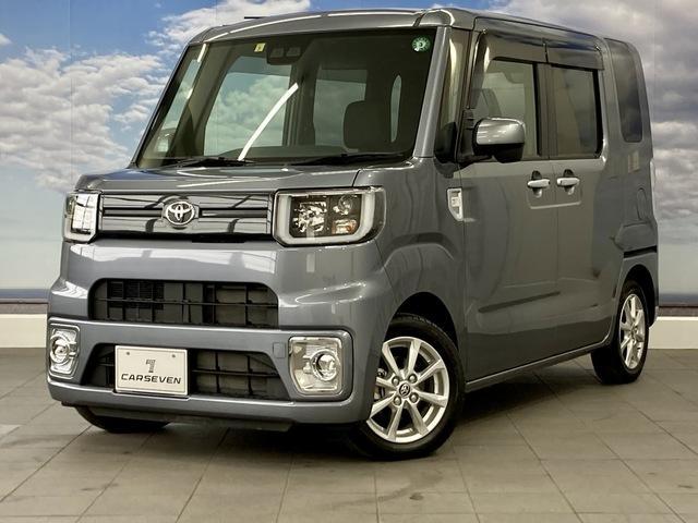 トヨタ ピクシスメガ L SAIII 4WD 純正アルミ 衝突軽減 コーナーセンサー ESCシートヒーター Aストップ 電動両側スライドドア 寒冷地仕様