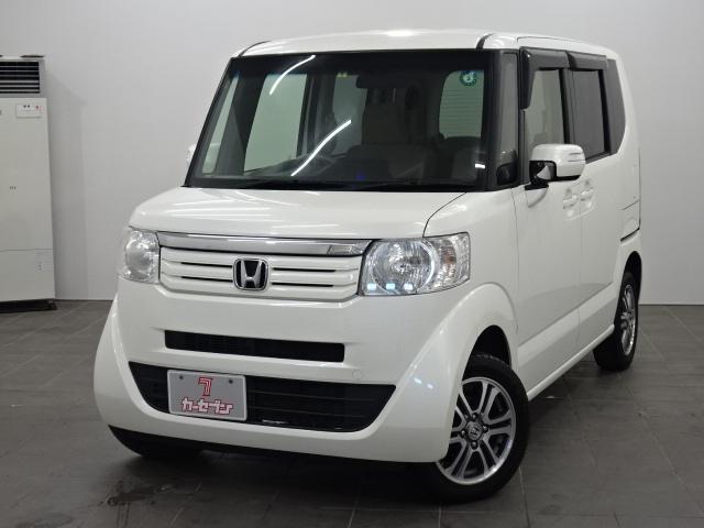 ホンダ N-BOX G・ターボパッケージ 4WD/両側パワースライドドア/夏冬タイヤ有/