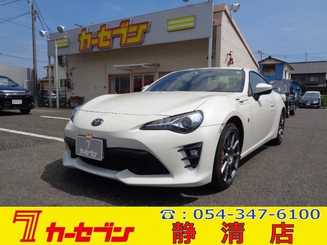 トヨタ GT 6速マニュアルミッション ナビ バックカメラ 保証12ヶ月 Goo鑑定付き