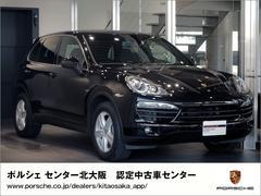 ポルシェ カイエンS ハイブリッド 4WD 2013年モデル認定中古車保証1年