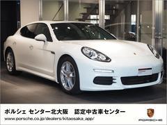 ポルシェ パナメーラエディション PDK 2016年モデル新車保証継承