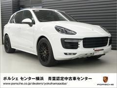 ポルシェ カイエンGTS 右H 4WD スポーツクロノパッケージ