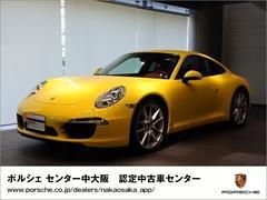 ポルシェカレラS PDK 2013年モデル認定中古車1オーナー