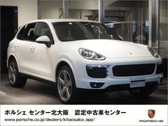 ポルシェ カイエンプラチナエディション ティプトロニックS 4WD 2017年