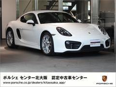 ポルシェ ケイマンPDK 2015年モデル新車保証継承