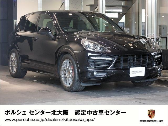 ポルシェ GTS ティプトロニックS 4WD 2013年モデル認定中古