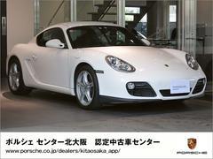 ポルシェ ケイマンPDK 2012年モデル認定中古車保証1年付