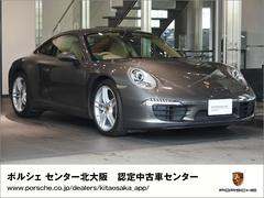 ポルシェ911カレラ PDK 2014年モデル認定中古車保証1年付