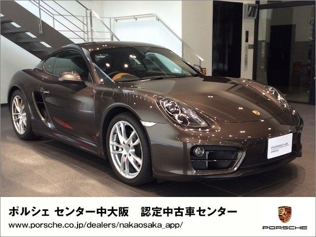 ポルシェ PDK 2014年モデル 認定中古車保証