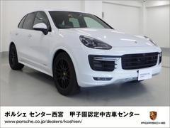 ポルシェ カイエンGTS ティプトロニックS 4WD 新車保証 サンルーフ O