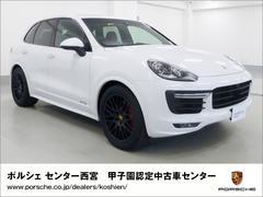 ポルシェ カイエンGTS ティプトロニックS 4WD 新車保証 ATクルーズ