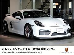 ポルシェ ケイマンGT4 2016年モデル新車保証・中古車保証