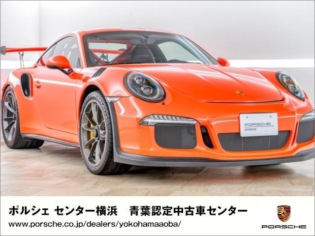 ポルシェ 911 GT3 RS PDK Fリフト PCCB LED レザー