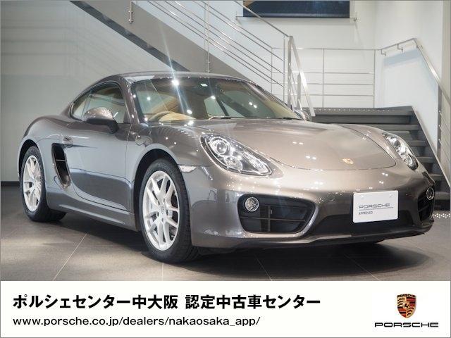 ポルシェ PDK 2015モデル認定中古車1オーナー