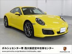 ポルシェカレラ PDK 新車保証 試乗車 OP価格360万円