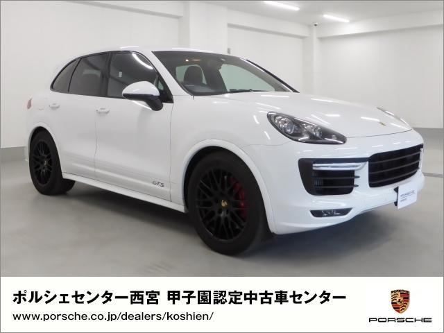 ポルシェ GTS ティプトロニックS 4WD 認定保証 SPクロノ付