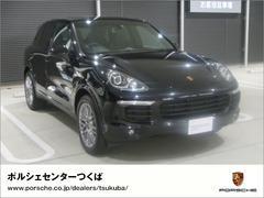 ポルシェ カイエンプラチナエディション ティプトロニックS 4WD 新車保証継