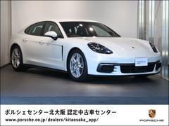 ポルシェ パナメーラPDK 2017年モデル新車保証継承