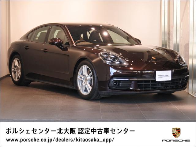 ポルシェ ベースグレード PDK 2017年モデル新車保証継承