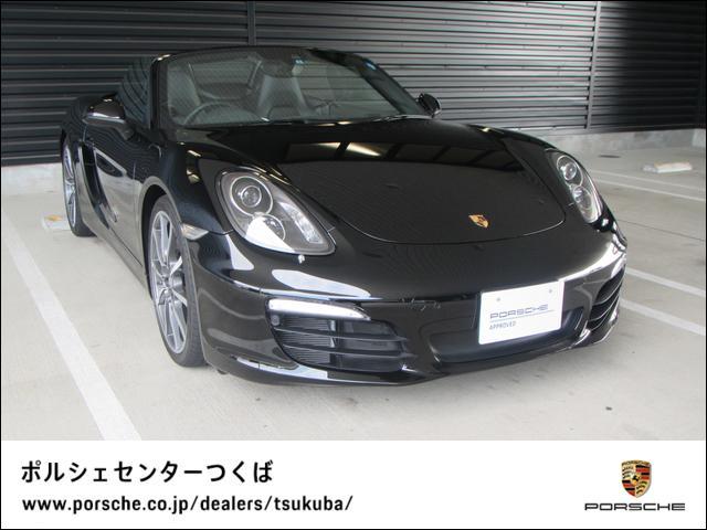 ポルシェ ブラックエディション PDK 認定中古車保証 SPクロノ P