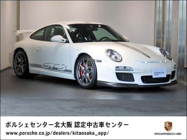 ポルシェ 911GT3 2011年モデル認定中古車保証1年付