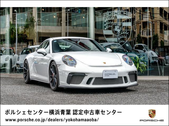 ポルシェ GT3 PDK クラブスポーツパッケージ バックカメラ