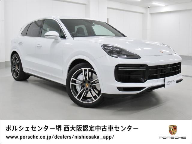 ポルシェ ターボ ティプトロニックS 4WD 新車保証継承