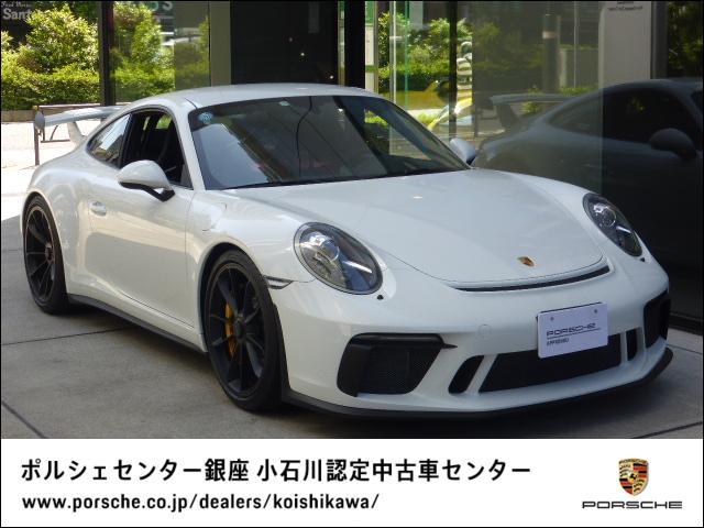 ポルシェ GT3 PDK 911 GT3 PDK