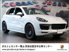 ポルシェ カイエンGTS ティプトロニックS 4WD 2017年モデル 認定中