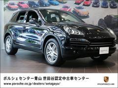 ポルシェ カイエンS ハイブリッド 4WD 2012年モデル 認定中古車保証付