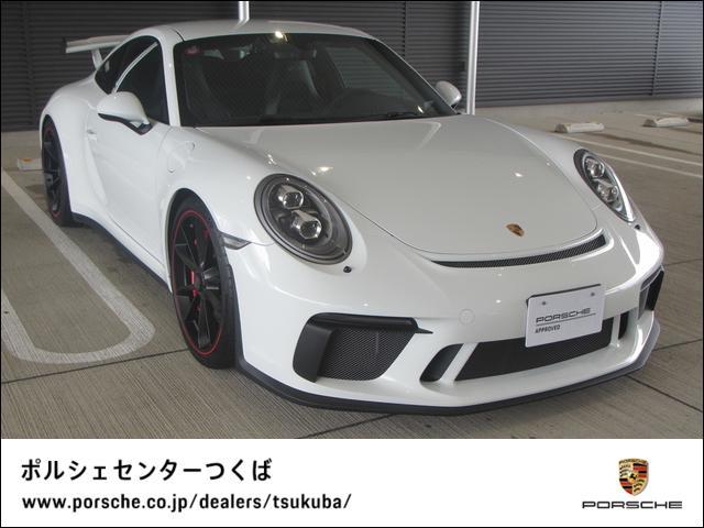 ポルシェ GT3 PDK 新車保証継承 Fリフト SPクロノ