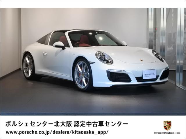 ポルシェ 911タルガ4S オールレザーインテリア シートH