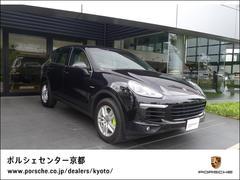 ポルシェ カイエンS E−ハイブリッド ティプトロニックS 4WD 2016モ