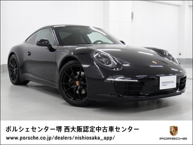 ポルシェ 911 カレラ ブラックエディション PDK 認定中古...