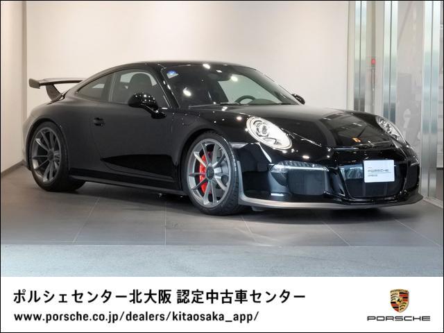 ポルシェ 911GT3 PDK 2014年モデル認定中古車保証1年付