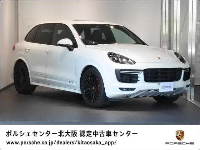 ポルシェ GTS ティプトロニックS 4WD 2017年モデル認定中古