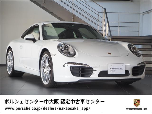 ポルシェ カレラ PDK 1オーナー/認中保証/シートヒーター