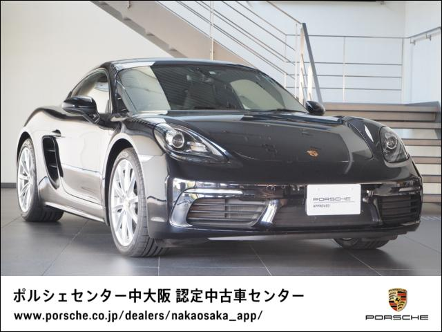 ポルシェ PDK 1オーナー/新車保証/スポクロ
