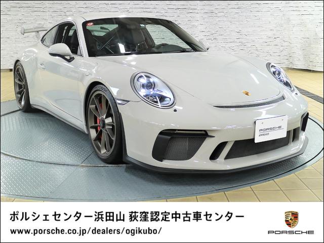 ポルシェ GT3 クラブスポーツパッケージ