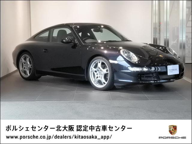 ポルシェ 911カレラ ティプトロニック 2005年モデル 法定整備付