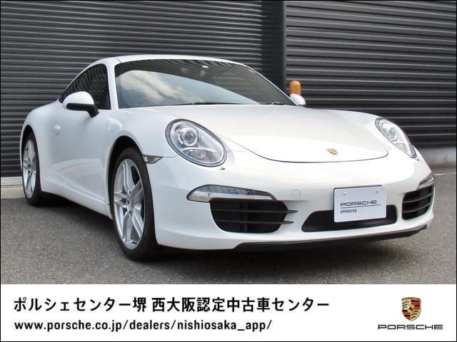 ポルシェ 911カレラ PDK スポーツエグゾースト装着