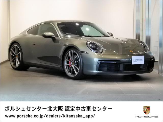 ポルシェ 911カレラS PDK 2020年モデル新車保証継承