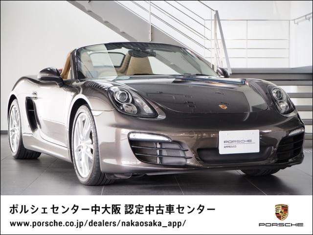 ポルシェ S PDK 認定中古車保証付/禁煙車/シートヒーター