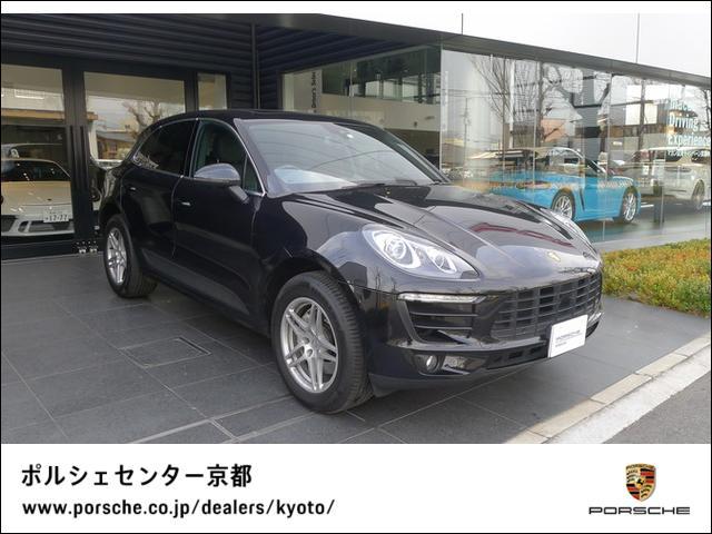 ポルシェ S PDK 4WD 15モデル 認定中古車 本社展示