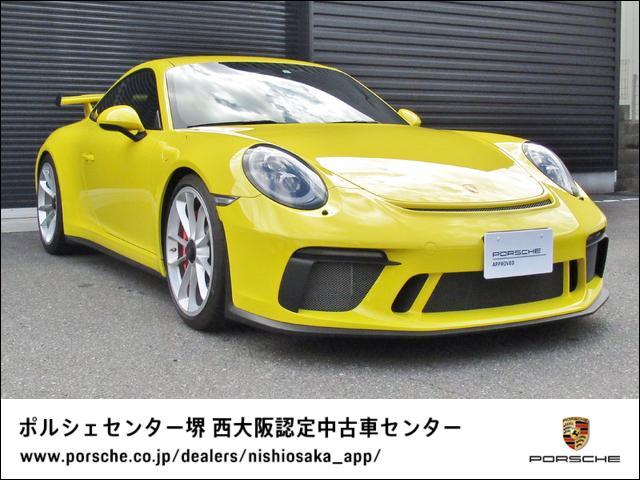 ポルシェ 911GT3 フロントリフト LED SPクロノ