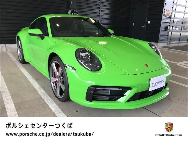 ポルシェ カレラS PDK 新車保障継承 OP388