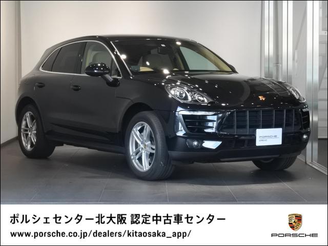 ポルシェ S PDK 4WD 2015年モデル認定中古車保証1年付