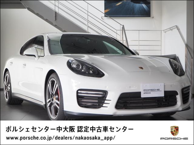 ポルシェ GTS PDK 4WD 認定中古車保証/GTSインテリア
