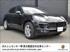 ポルシェ マカンS PDK 4WD アダプティブスポーツシート ACC