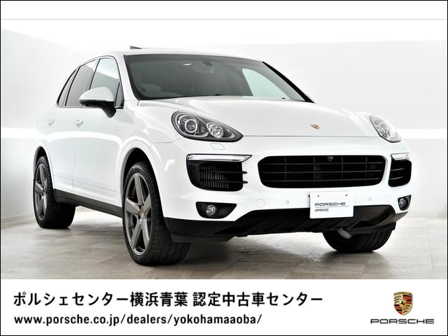 ポルシェ S プラチナエディション ティプトロニックS 4WD 電動ガ